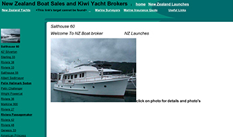 NZ Boat Sales and Kiwi Yacht Brokers